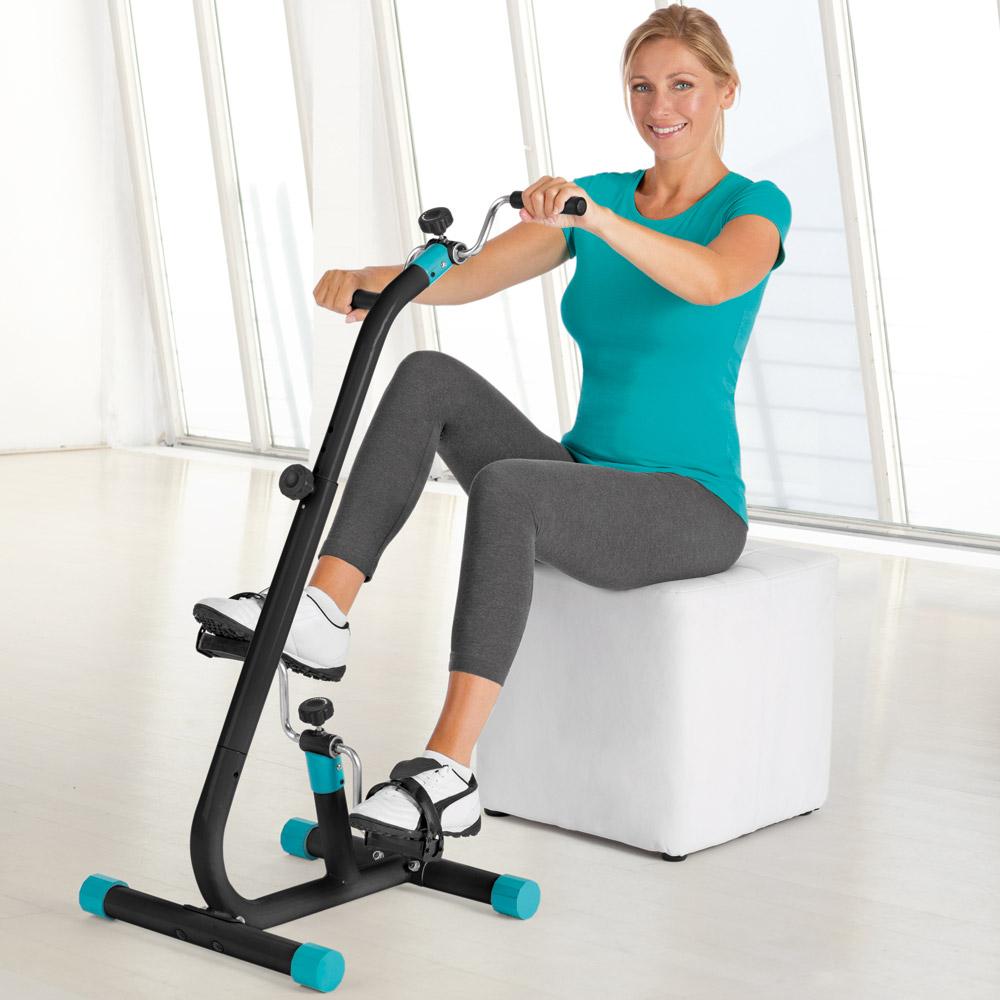 Trainieren Sie Arme und Beine gleichzeitig