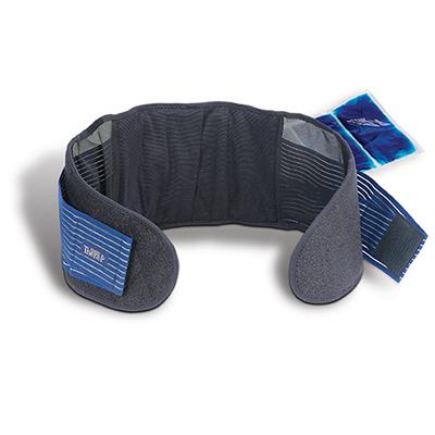 Rückenbandage zur non-invasiven Schmerzbehandlung
