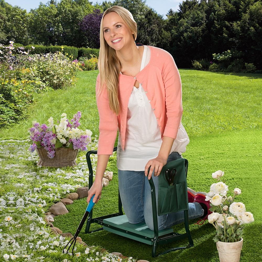 Entspannt die Gartenarbeit genießen