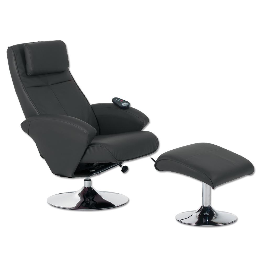 Relax-Sessel »Design« in Schwarz