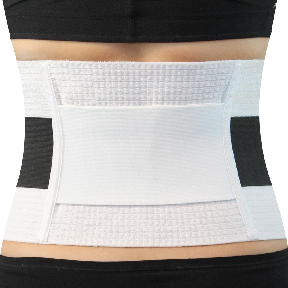 Die EXTRA STARKE Bandage hat einen Zug Gurt im Rücken und zusätzlich 2 Stützgürtel, um die Kraft individuell anzupassen. Ideal bei Rückenbeschwerden und Bauchmuskelschwäche.