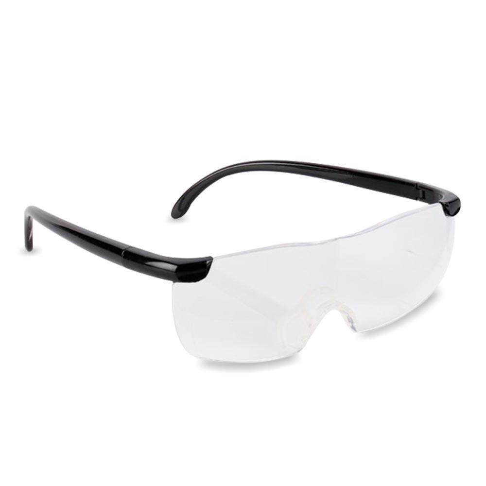 Die Vergrößerungs- und Lupenbrille bietet Ihnen eine praktische Vergrößerung, die Ihnen das Lesen erleichtert.
