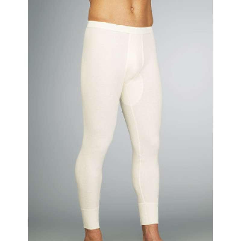 Herren-Angora-Unterhose, lang