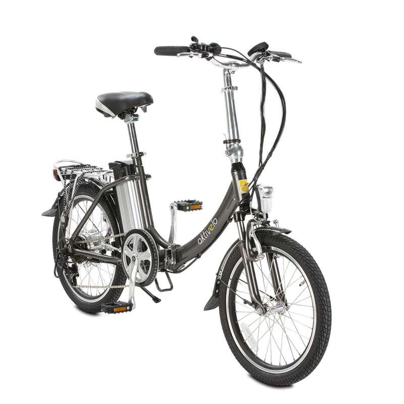 Das Elektro-Faltrad überzeugt durch eine ansprechende Optik, zuverlässige Technik, eine stabile Verarbeitung und hohen Fahrkomfort.