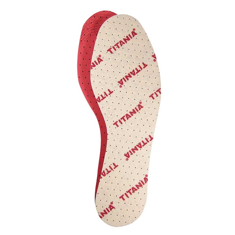 Die Einlegesohle »Futura« mit Aktivkohlezusatz beugt Fußgeruch vor und ist entlang der vorgezeichneten Linien einfach zuschneidbar.
