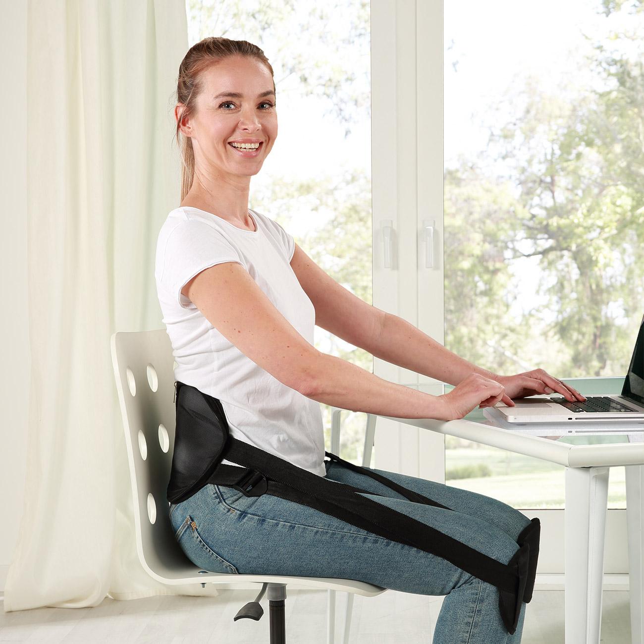 Sitz-Rückengurt »aktiv«