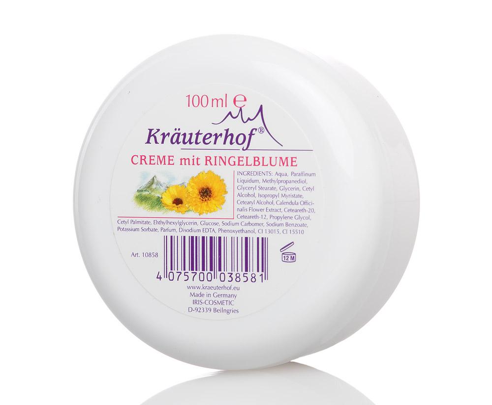 Die vielseitige Ringelblumen-Creme für beanspruchte Haut.