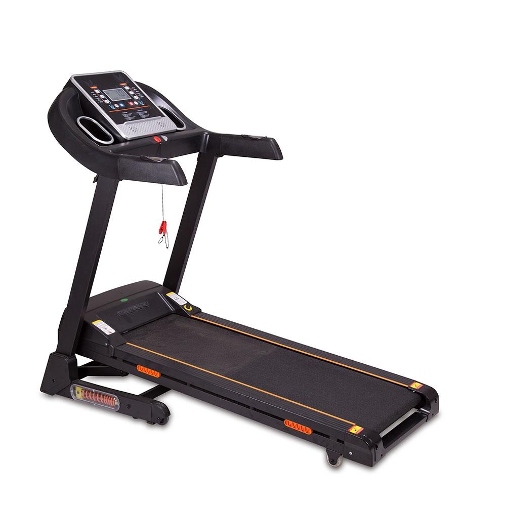 Genießen Sie auf dem Laufband aktiv Vital Premium Komfort ein gelenkschonendes Lauftraining ganz nach Ihren Bedürfnissen.
