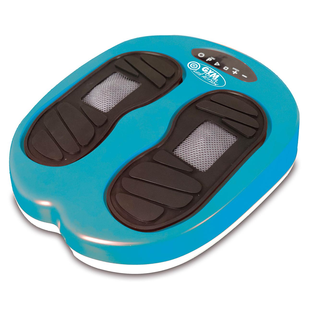 Das Fußmassagegerät bietet Ihnen stimulierende Shiatsu- und Vibrationsmassagen zur Entspannung und Mobilisierung.