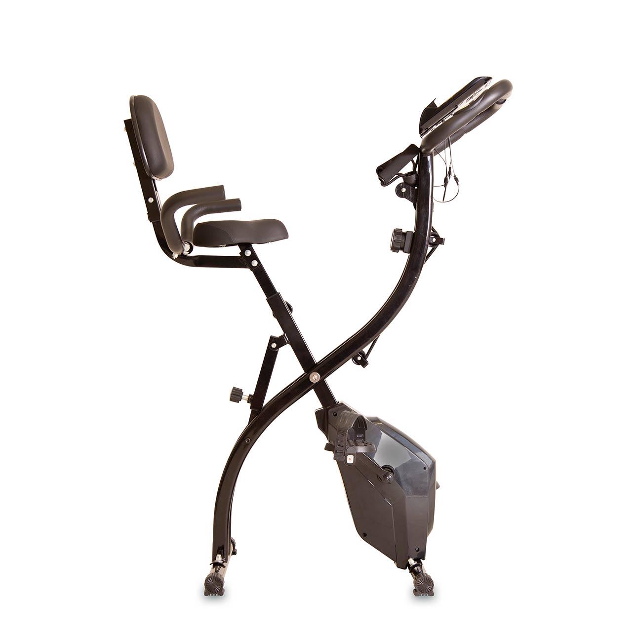Heimtrainer X-Bike »aktiv« mit Expanderbändern