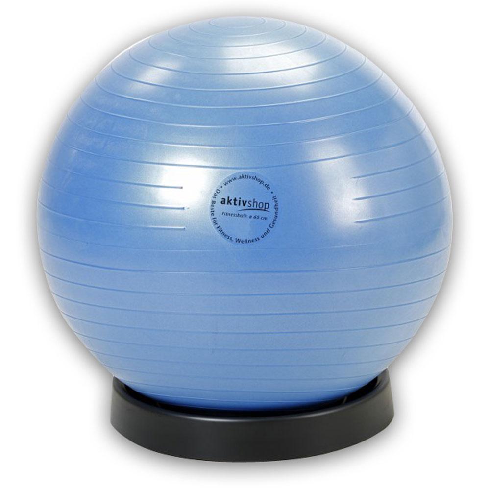 Der Fitnessball